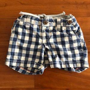 6-12 month baby gap boys shorts